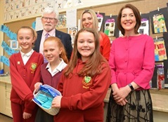 Free sanitary products offered in every school in Blaenau Gwent via phs coin-free vendPosted