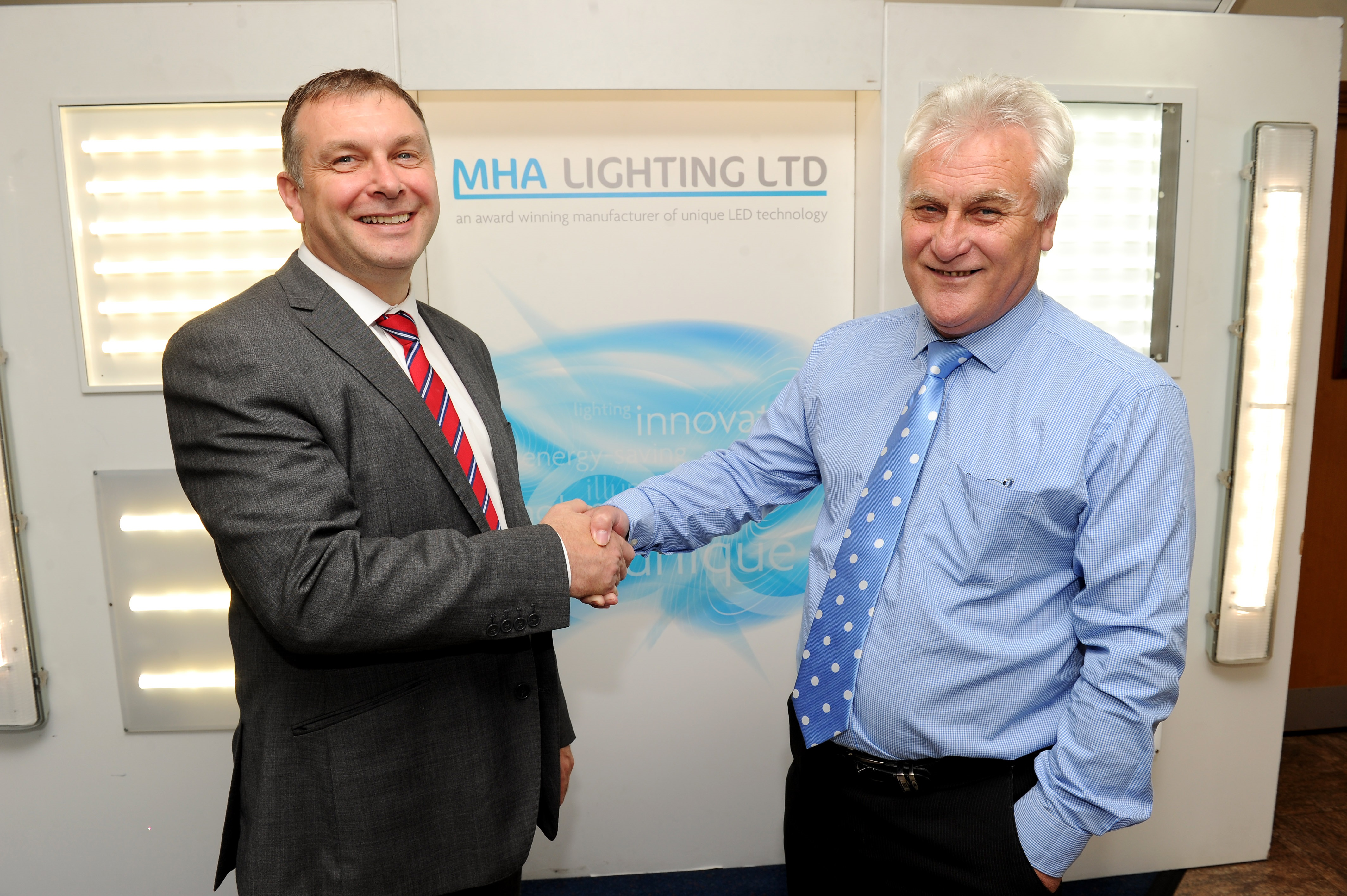 Press Release: MHA Lighting partners with Cell Security Ltd