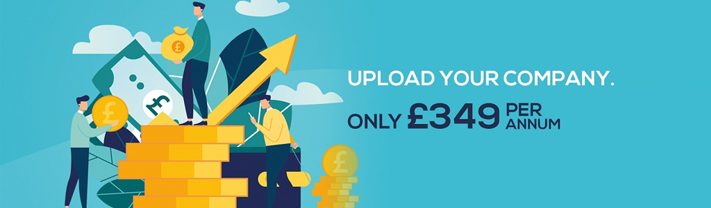 Upload Your Company Only £349 Per Annum
