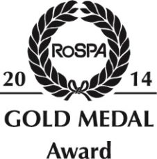Stannah scores a golden six in RoSPA Health and Safety Awards 2014