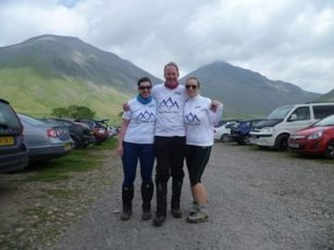 '3 mountains, 7 trekkers, 24 hours, 1 great cause'