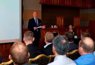 ERIC WRIGHT Hosts Supply Partner Event