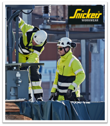 Snickers WorkwearProtecWork – increasing protection through layers.