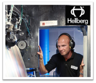 Hellberg Safety – SECURE Active -active listening headsets.