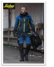 Snickers' NEW Street-SmartStretch Trousers For Maximum Mobility on Site.
