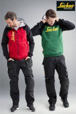Snickers Workwear's NEW Hoodies and Sweatshirts