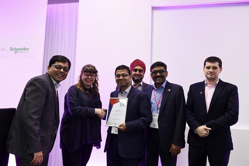 Digital Engineering Award winners