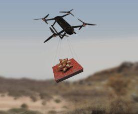 Plextek helps heavy lifting autonomous drones to navigate in complex environments