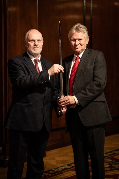 British Safety Council Sword of Honour awards
