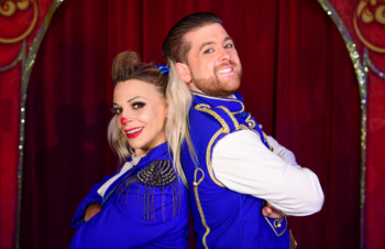 "Circus Starr return to Rhyl with another winter extravaganza, 'The Winter Circus""!!!"