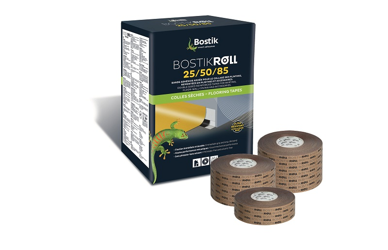 Titan moves to Bostik Roll as safer, more environmentally friendly adhesive
