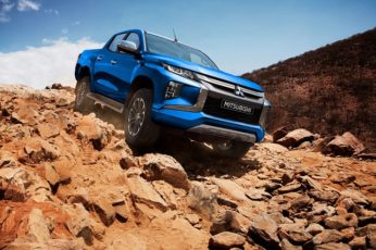 NEW MITSUBISHI L200 TROJAN AVAILABLE NOW