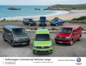 THIRD CONSECUTIVE ANNUAL RISE IN SALES FOR VOLKSWAGEN COMMERCIAL VEHICLES IN 2019