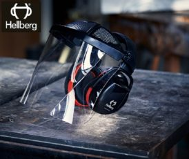 Hellberg SAFE Face Protection
