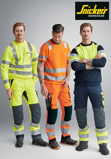 NEW ProtecWork Protective Clothing From Snickers Workwear