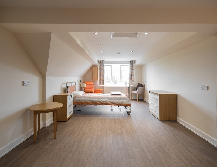 NEW ALTRO WOOD ADHESIVE-FREE IS HOMELY AND HASSLE FREE  SOLUTION FOR GLOUCESTER NURSING HOME