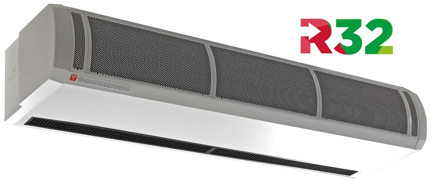 Mitsubishi Electric launch the UK's first lower GWP R32 Air Curtain