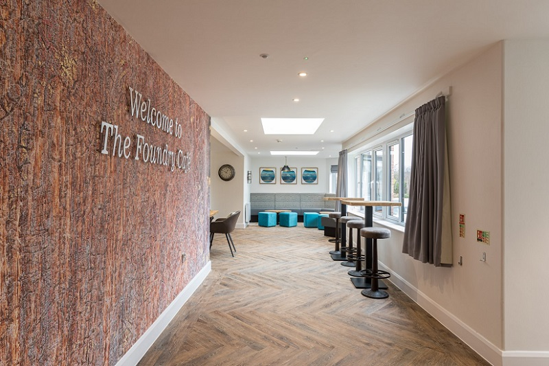 ALTRO SOLUTION DELIVERS DESIGN-LED INTERIORS FOR  PERSON-CENTRED SUPPORTED LIVING SERVICES