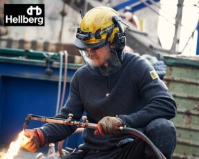 Top Quality SAFE Face Protection from Hellberg Safety