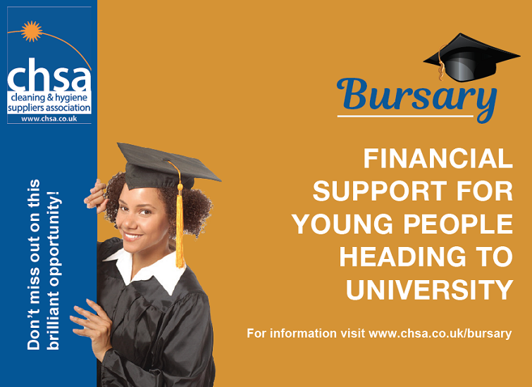 Something young people can rely on – the CHSA's 2021 Undergraduate Bursary
