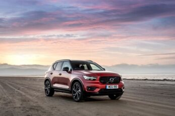 Volvo Car UK increases market share with robust sales performance in 2020