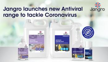 Jangro launches new antiviral range to tackle coronavirus