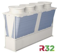 Mitsubishi Electric launches modular R32 e-series chiller