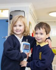 phs Group helps city nurseries  tackle indoor air quality