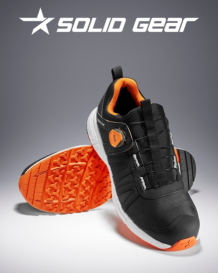 NEW from Solid Gear – The Revolutionary Safety Trainer.
