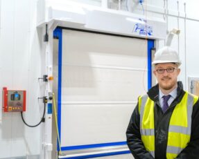 Union Industries secures multi-site Customer Fulfilment Centre door installation project