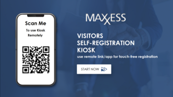 Maxxess updates popular eVisitor visitor management solution to meet user priorities post-pandemic