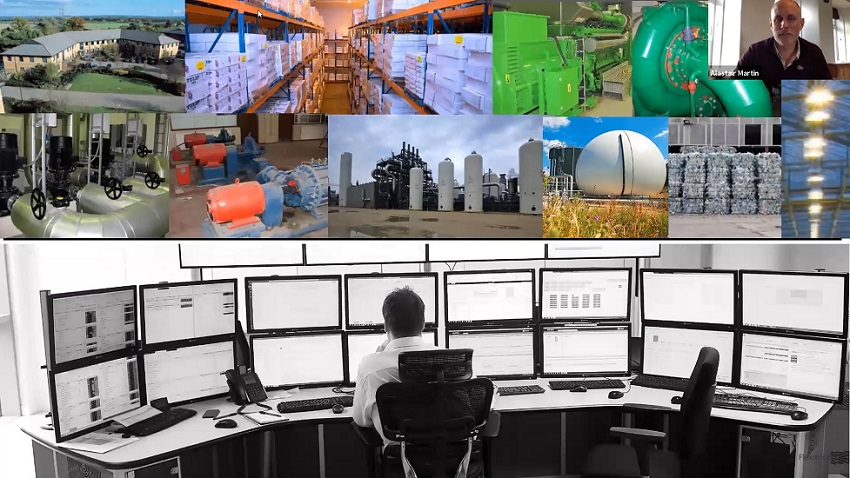 INDUSTRY LEADERS JOIN TOGETHER AT FLEXITRICITY'S DECARBONISING HEAT WEBINAR