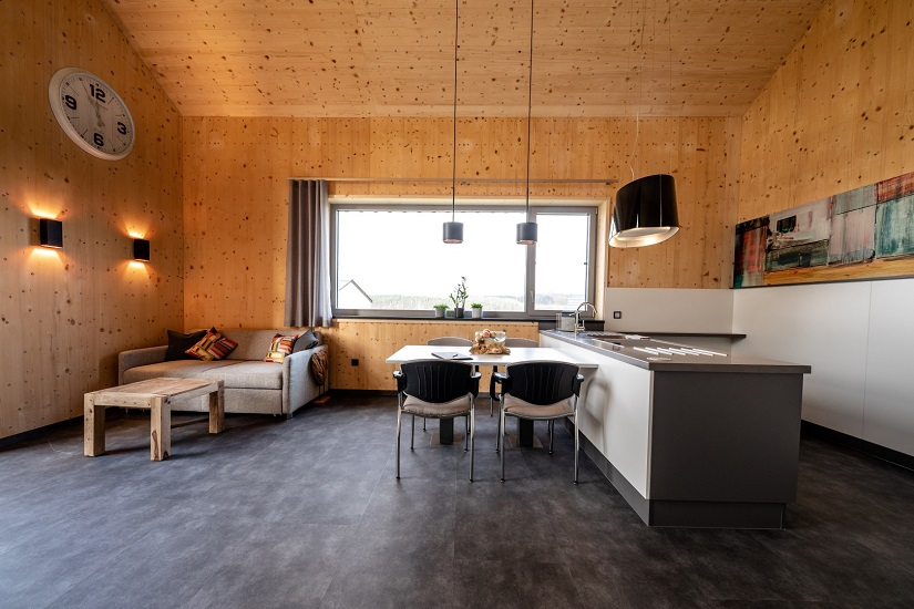 ALTRO DELIVERS ON STYLE AND SUSTAINABILITY  FOR ECO HOLIDAY HOMES