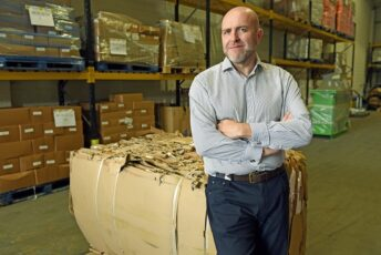 Cash-in the cardboard:  Businesses urged to sell their cardboard as prices soar