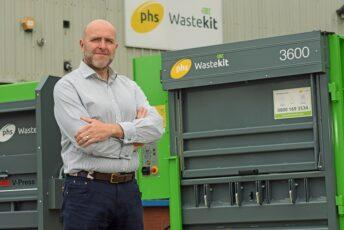 Framptons sees 20% volume boost with phs Wastekit machine